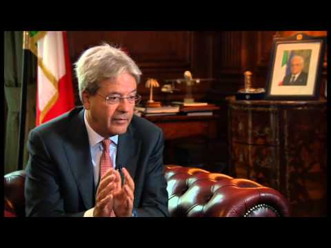Italy's Foreign Minister on the refugee crisis - Newsnight