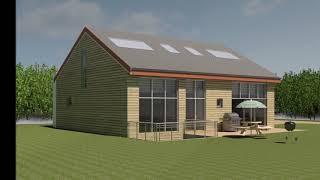 New Eco House, Sittingbourne, Kent
