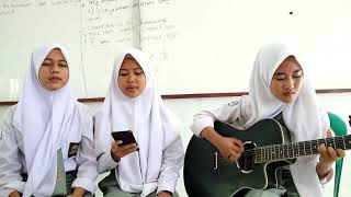 Download Mp3 Trouble Is A Friend - Lenka || Cover Gitar By Indah