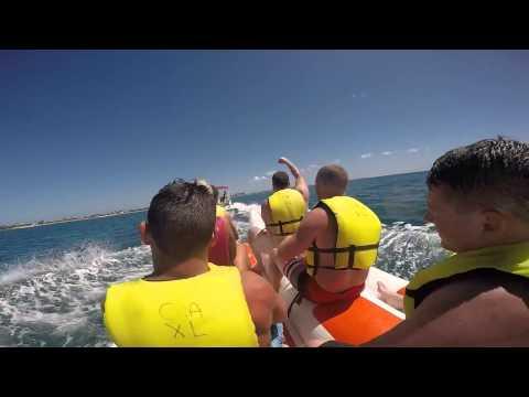 Banana Boat   Aruba 2015