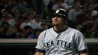 1995 ALCS Gm3: Buhner's shot puts Mariners up in 11th