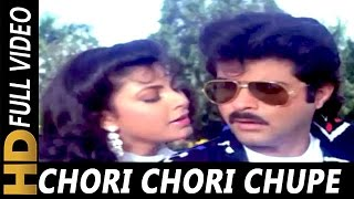 Chori Chori Chupe Chupe | Kishore Kumar, Lata Mangeshkar | Sone Pe Suhaaga 1988 Songs | Anil Kapoor