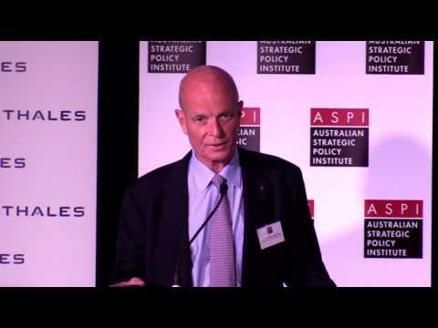 Address by Sir John Scarlett, former Chief of the British Secret Intelligence Service