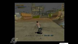 Tony Hawk's Pro Skater 3 PC Games Gameplay - High