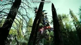отрывок из фильма трансформеры 2 (самый классный из всего фильма)