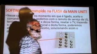 Curso de TV LG. Aprenda a consertar uma TV LCD ! - CLUBE DO TÉCNICO RJ