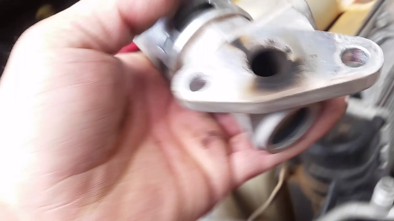 How to replace a egr valve on a 2004 dodge ram youtube - Symptoms Of A Bad Egr Valve How To Change A Bad Egr Valve