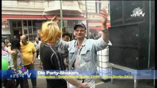 Die Party Shakers Berlin  -  Song