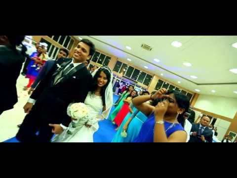 Anglo Indian Wedding  Jesline & Denny