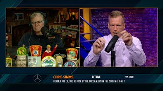 Chris Simms on the Dan Patrick Show (Full Interview) 4/30/21