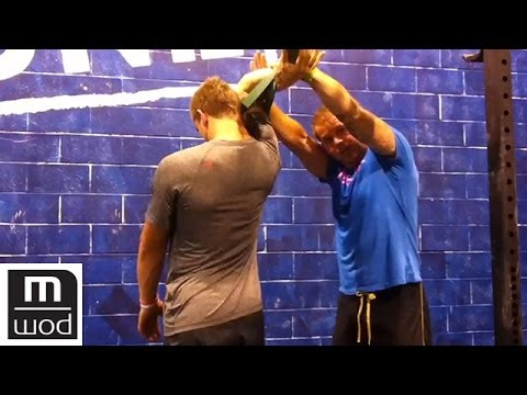 Fixing The Front Rack Feat Kelly Starrett Mobilitywod