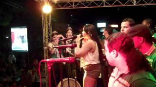 Juliana- Pesadilla de amor.. en patronales Villa Fundacion 2011