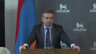 Այս կլուբի անդամներն իրենց բարոյական կերպարով Հայաստանում մտցնելու են նոր մշակույթ  Կարեն Կարապետյան