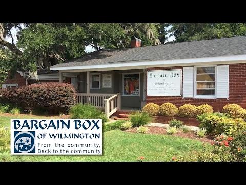 A virtual tour through the Bargain Box of Wilmington