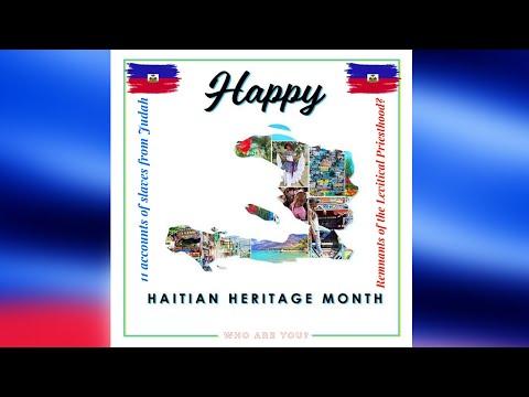 Israelites in Us ep.1 Haiti