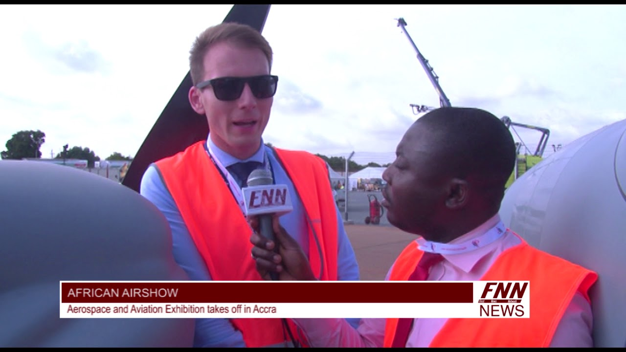 Aerospace and Aviation exhibition takes off in Accra