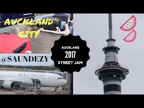 AUCKLAND STREET JAM 2017 (RECAP)