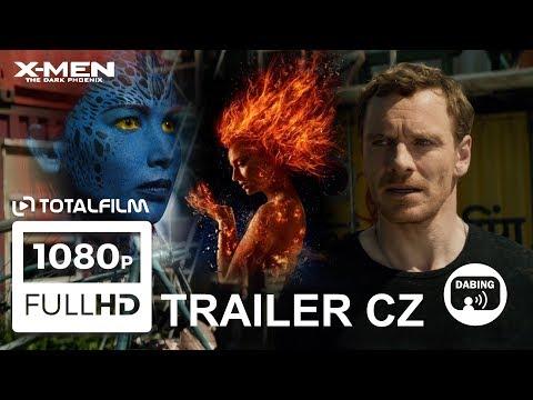 X-Men: Dark Phoenix (2019) CZ dabing HD trailer