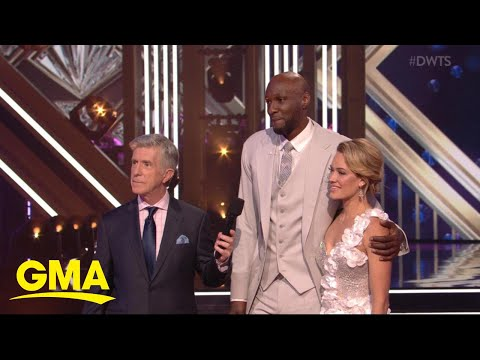 lamar-odom-exits-'dancing-with-the-stars'-ballroom-l-gma