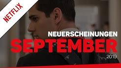 Neu bei Netflix im September 2019 | Neuerscheinungen (Deutschland)