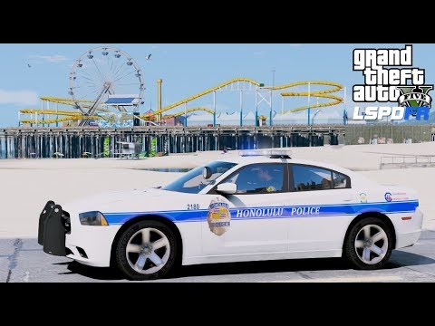 GTA 5 LSPDFR #578 State Week Day 2 - Honolulu Police (Hawaii) Live Stream