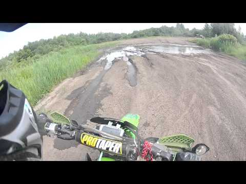 Mudding in Newtonville
