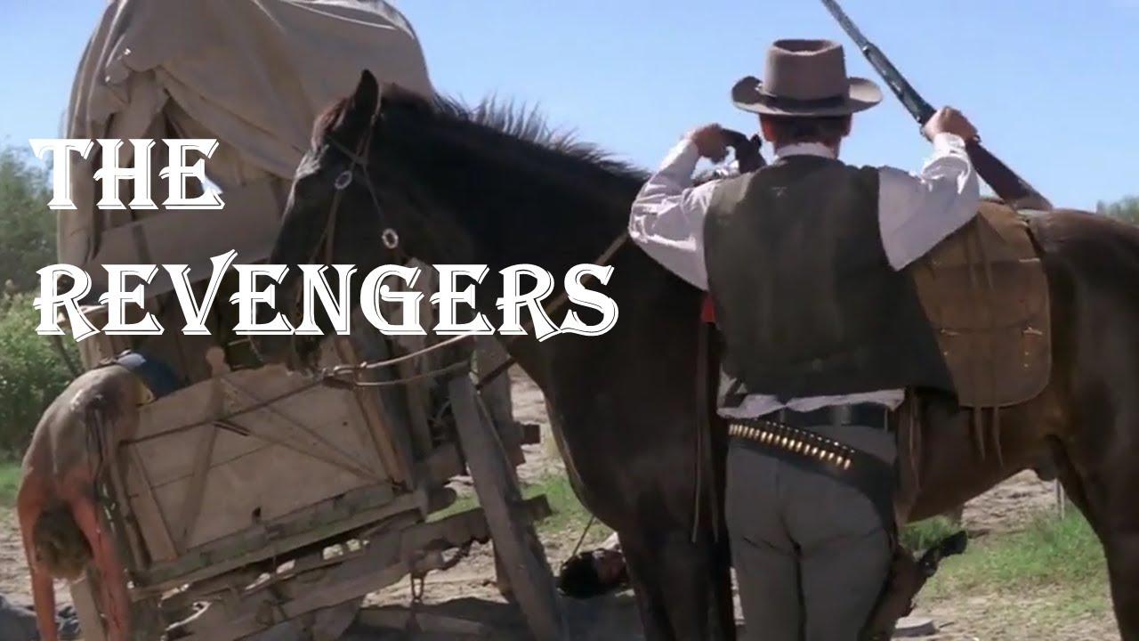 Download The Revengers  | Full Western Movie | 1972 | William Holden | Ernest Borgnine | Woody Strode