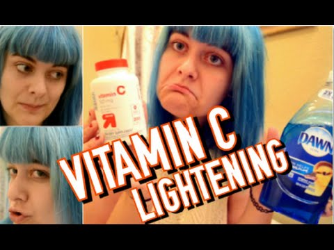 Vitamin C And Shoo To Remove Hair Color Inspirational Can You Bleach Dyed If So