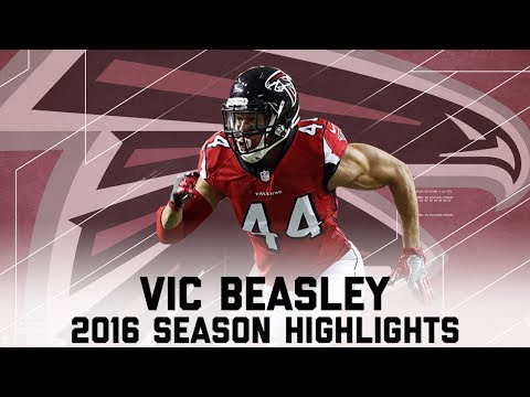Vic Beasley's Best Highlights from the 2016 Season | NFL