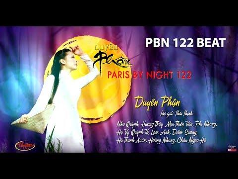 KARAOKE - Duyên Phận (Thái Thịnh) PBN 122 BEAT