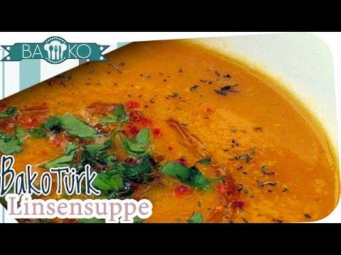 BakoTürk  #3 Linsensuppe  mercimek Çorbası ⎮ BAKO