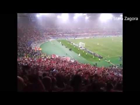 The demolition of Rome (AS Roma - FC Bayern 2014)