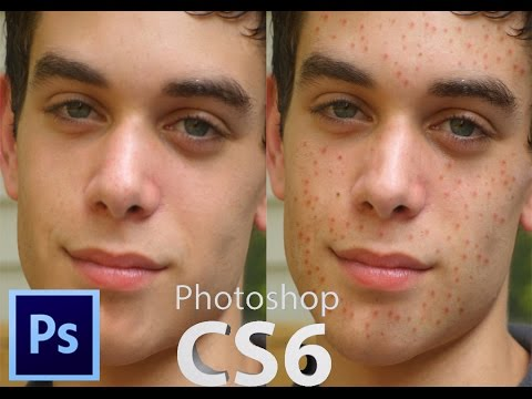 How to Make Clean Face in adobe Photoshop Cs6 In Hindi / Urdu.