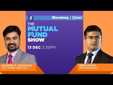 Mutual Fund Show With Motilal Oswal AMC's Aashish Somaiyaa.