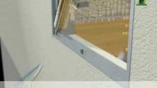 jeld wen vinyl new construction window installation how to