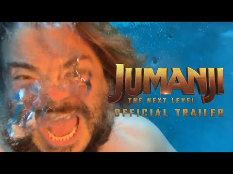 JUMANJI: THE NEXT LEVEL – Official Trailer (Jack Black)