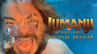JUMANJI: THE NEXT LEVEL - Official Trailer (Jack Black)