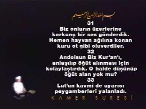 Fatih Çollak - Kamer Suresi