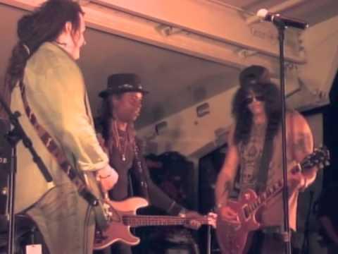 Voodoo Child - Slash/Chris Buck/Sally Ann Evans (Live at Rock N' 2 Remember)