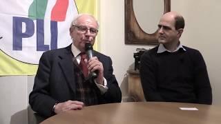 Inervista di Massimo Emanuelli a Giancarlo Morandi (Segretario nazionale PLI)