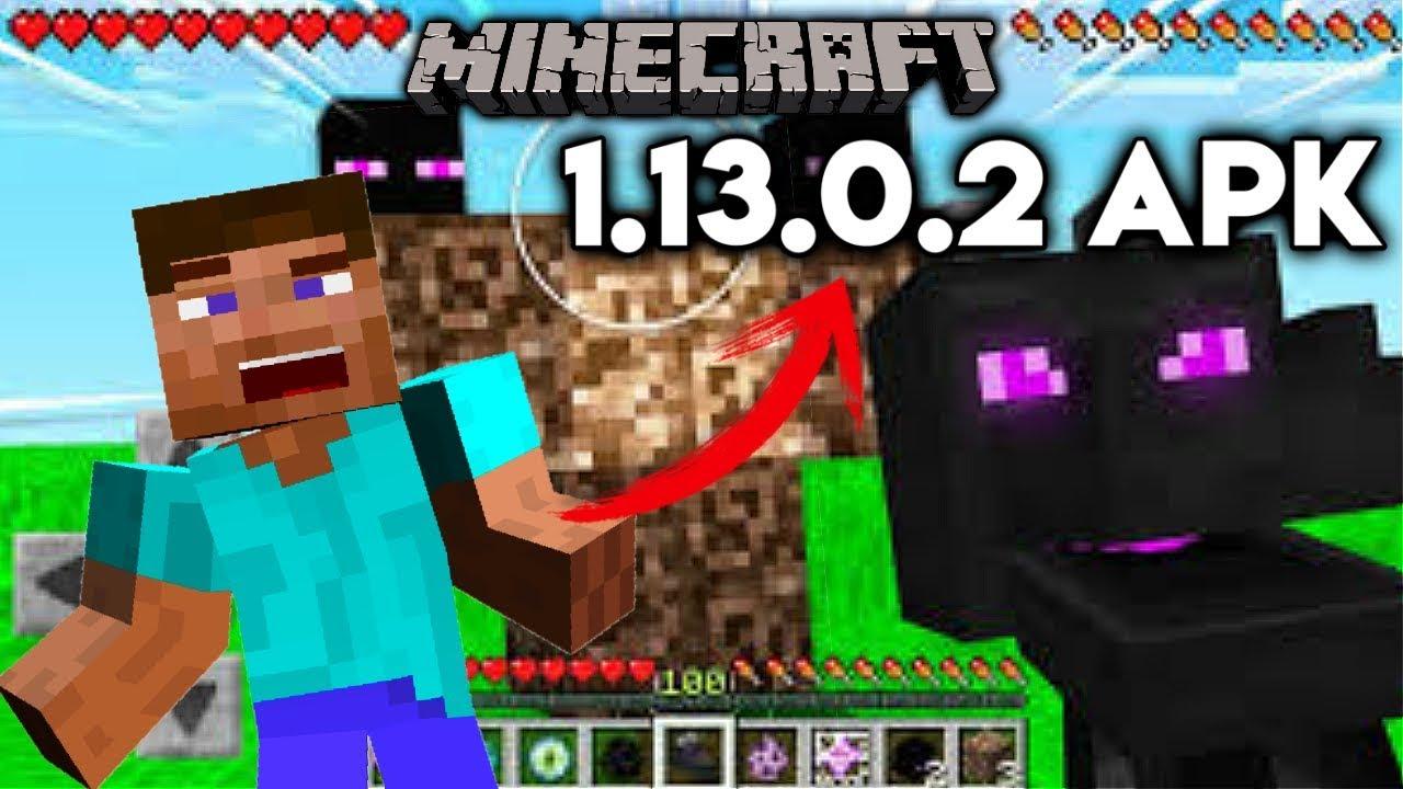 Como Descargar Minecraft 1.13.0.2 Ultima Vers…