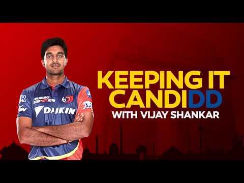 Keeping it CandiDD with Vijay Shankar