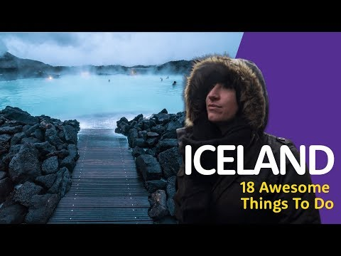 18 Awe-Inspiring Things To Do in ❄ICELAND❄ | Travel Better in... Iceland! 😮 🏞 😍