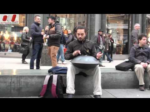 «Just The Way You Are» Gábor Auth (Hungary). Vienna Street Performers by RussianAustria.com from YouTube · Duration:  3 minutes 57 seconds