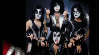 Kiss - Cold Gin (Original with HQ sound)