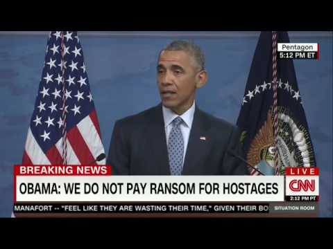 Obama Spends 7 Minutes Dodging On Whether Iran Will Use $400 Million To Fund Terrorism