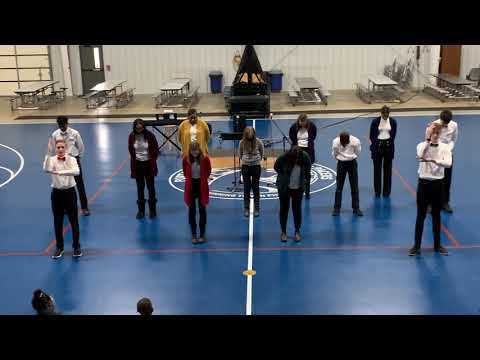Portage Christian School ALS | Behold the Lamb | Kirk Franklin