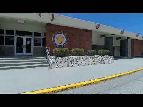 Ridgecrest Intermediate School,  Palos Verdes ~ The Drone (filmed 6/2018)