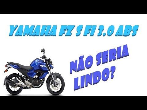 Yamaha FZ s Fi 150 3.0 ABS
