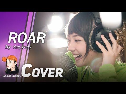 Roar - Katy Perry cover by Jannine Weigel (พลอยชมพู)